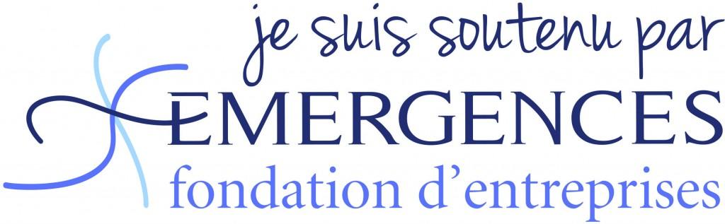 Logo Fondation Emergences Je suis soutenu